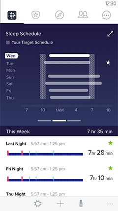 Alta HR Sleep Duration
