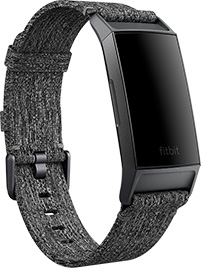 Image result for fitbit charge 3 woven band