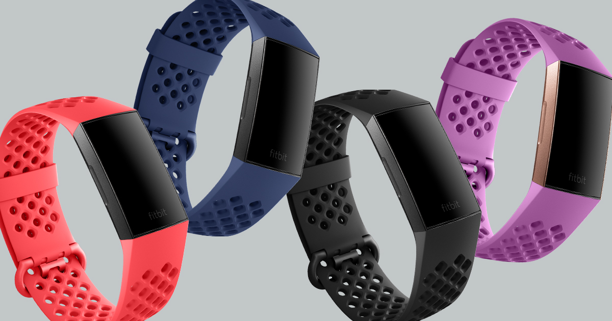 Shop Fitbit Charge 3 Bands | Sport