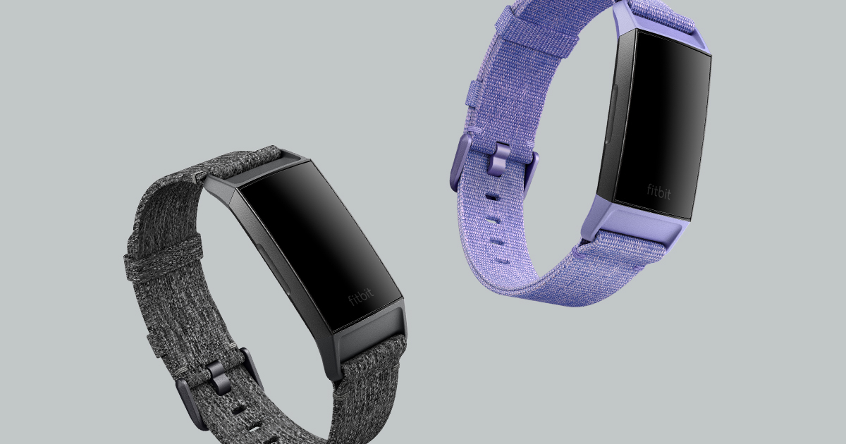 Shop Fitbit Charge 3 Bands | Woven