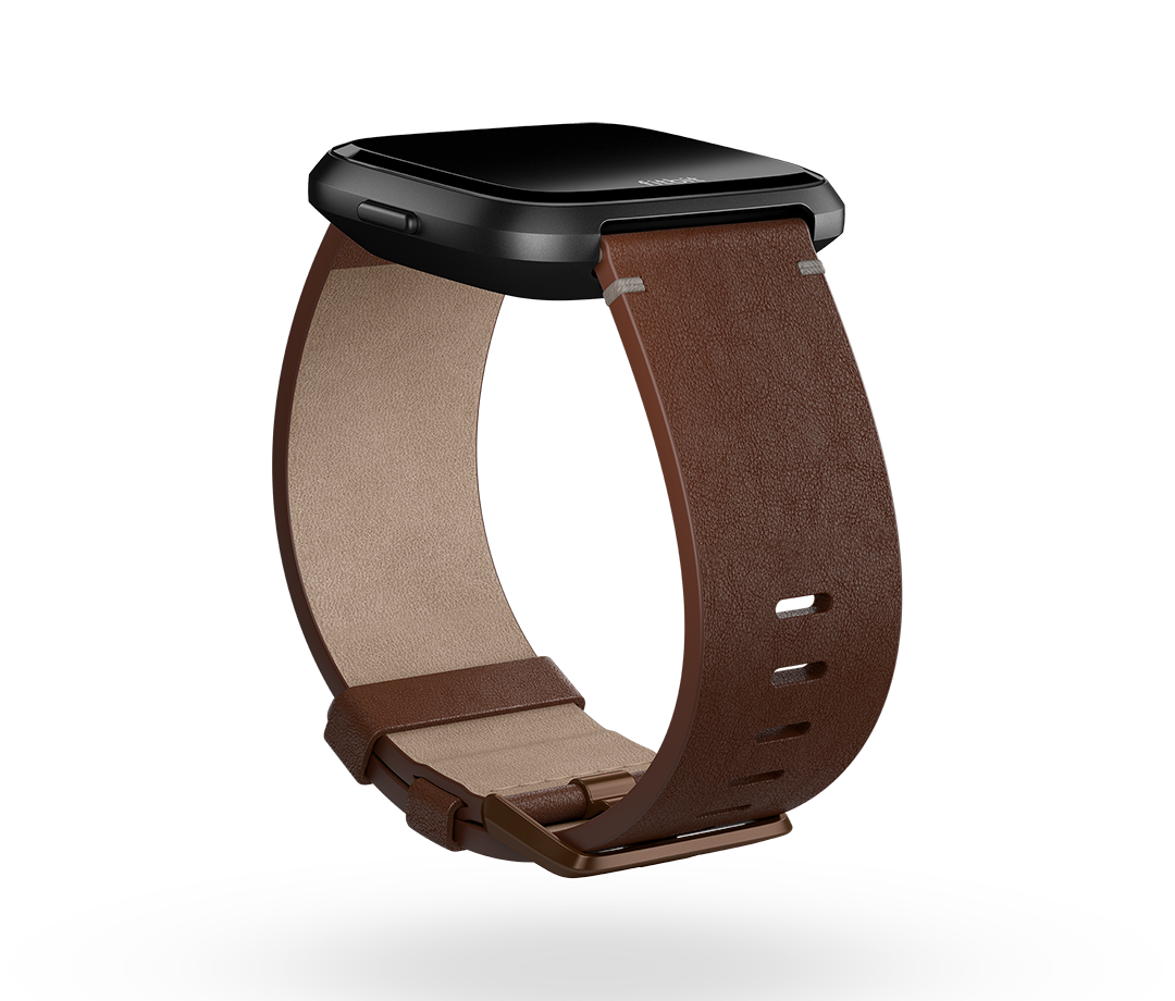 cb9f55765 Horween® Leather Band. Fitbit Versa watch not included.