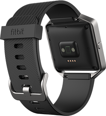 Fitbit sensor